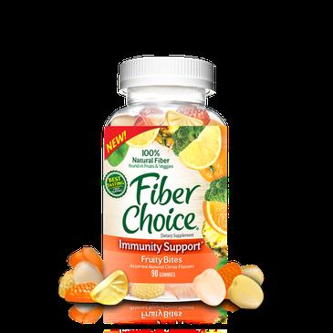 Fiber Choice® Immunity Support Gummies